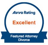 Avvo Clients Choice Featured Attorney Divorce